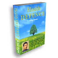 Health Defence Book by Dr Paul Clayton